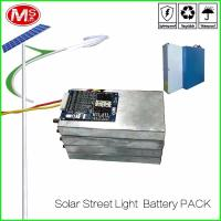 Quality Solar Storage Prismatic Lithium Ion Battery 12V 15Ah CE / UL / ISO Certificate for sale