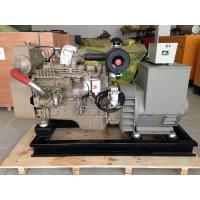 Six Cylinder Heavy Duty Marine Power Boat Engines High Fuel Efficiency 6BTAA5.9-GM115 Manufactures