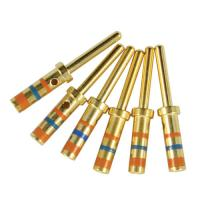 Buy cheap Gold Plated Mil Spec Connectors Pin & Socket Contacts Size 20 from wholesalers