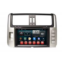 Toyota 2012 Prado GPS DVD Player Android 4.1 navigation systems for cars in dash Manufactures