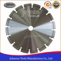 Customized Size Diamond Concrete Saw Blades For Reinforced Concrete Cutting 105-600mm Manufactures