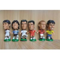 Buy cheap Football Players figures, Action figures, plastic figures, PVC figures, Bobble from wholesalers