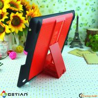 Smart Apple iPad Protective Cases / Red Tablet Accessory for iPad Mini Manufactures