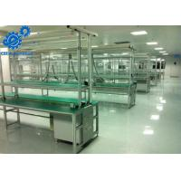 Adjustable Speed Electronics Assembly Line , Keyboard / Computer Assembly Line Manufactures