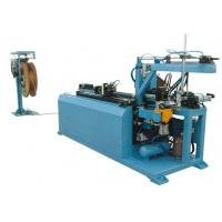 Automated CNC Tube Bending Machines For Straightening , Cutting Pipe Manufactures