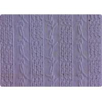 Suit / Dress / Pillow Embroidered Upholstery Fabric / Embroidered Cloth Manufactures