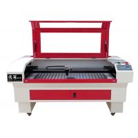 High Speed Laser Fur Cutting Machine / Coil 100W Stepper Motor Driving System Manufactures