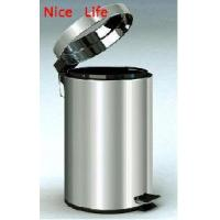 Nice Life Round Stainless Steel Pedal Bin (NBA-SSD1) Manufactures