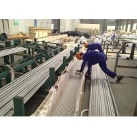 ASTM A312 Stainless Steel Welded Tubes / Pipes TP321H Chemical Fertilizer Applied Manufactures