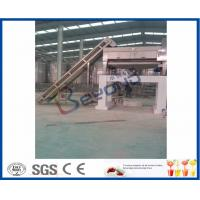 Date Liquid Syrup Manufacturing Plant , 2 - 50T/H Fruit Juice Production Line Manufactures