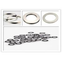 with competitive price small pieces  Neodymium ring Magnets coating Zn or Ni with hole Manufactures
