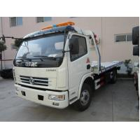 China China New Condition Wrecker Flatbed Tow wrecker truck For Sale on sale