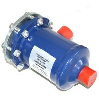 Quality Liquid Line Replaceable Core Filter Drier Shell with Molded Porous Desiccant for sale