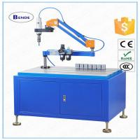 Quality 6pcs collets M12 pneumatic tapping machine for sale