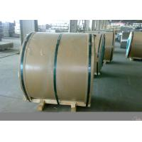 Industrial Mirror Surface Aluminum Coils 1050 8011 For Packing / Decoration Manufactures