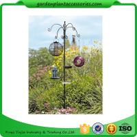 China Spray Garden Plant Accessories Bird Feeding Station Sturdy Stand Texture of material Spray on sale