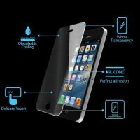 China 9H Anti fringerprint 0.33mm Privacy Screen Protectors for iphone 4s , 5s , 5c on sale