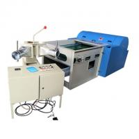 Mechanical Pillow Filling Line Cushion Stuffing Machine 2550×1500×1100 Mm Manufactures