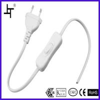Buy cheap Safety On Off In Line Extension Cord Switch For LED Lights , Energy-saving from wholesalers