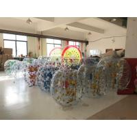1.50M Inflatable Amusement Park Roll Inside Soccer Bumper Knocker Ball Entertainment Game Manufactures