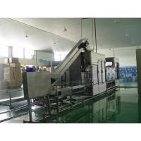 Bottled sparkling, pure 5 gallon Barrel Water Filling Machine / machinery 500 - 800l/hr Manufactures