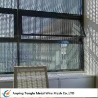 Perforated Aluminum Security Screens Superior Strength and Security Manufactures