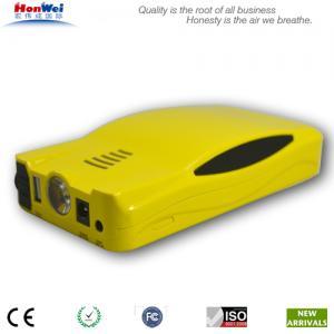 Portable 12 Volt Car Jump-Starter / Multifunction Power Bank Charging Kit Manufactures
