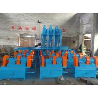 Double Roll Rubber Grinding Machine Powder Pulverizer Unit Environmental Manufactures