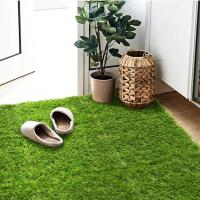 Indoor Residential Artificial Grass Flooring For Balcony Oem Service Manufactures