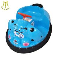 Hansel  china theme park toys kids electric bumper car electric bike with remote control Manufactures