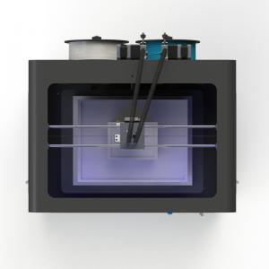 Quality Creatbot DE Model high precision 3d printer with Large Print Area 400 * 300 * for sale