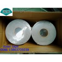 High Tack 0.635 mm Metal Protective Coating Tape for Steel Pipes Coating Materials Manufactures