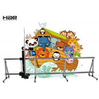 Wireless Tablet PC Control Wallpen Vertical Printing Inkjet Wall Printer Manufactures