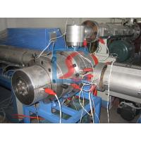 China PP Three Layers Composite Super Mute Tube Production Line on sale
