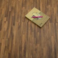 Thickness 4mm SPC Vinyl Flooring 0.3mm Wear Layer Scratch Resistant Anti Skid Manufactures