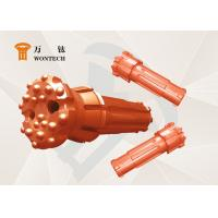 High Speed RE052 Rock Drill Head , Reverse Circulation Drill Bits Excellent Performance Manufactures