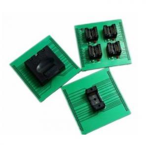 BGA107RN Programming Socket BGA107RN Adapter for UP818 UP828 Manufactures