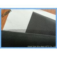 Corrosion Resistance Stainless Steel Window Screen With Clear Vision Manufactures