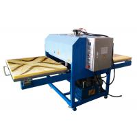 Aluminum Wide Format Flatbed Printer 80 x 100 cm For Decoration Manufactures
