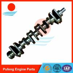 crankshaft for Hino, wear resistance and durable crankshaft EM100 13400-1082 Manufactures