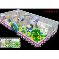 Home Play Area Soft Indoor Playground Equipments Naughty Palace Indoor Playground Manufactures