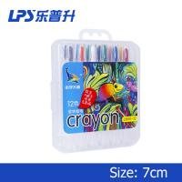 Art Drawing 12 Colors Non Toxic Crayons Set Mini Twistables Crayons Manufactures