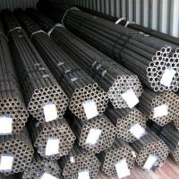 Mild Carbon Welded Metal Ms Erw Black Iron Hollow Section Steel Pipe Tube Manufactures