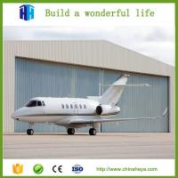 Steel barn prefabricated warehouse price aircraft hangar for sale Manufactures