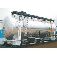 Stable Peformance Natural Gas Equipment Water Jacket Heater For Natural Gas Heating Manufactures