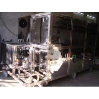 3 Tanks Ultrasonic Engine Block Cleaning Equipment Stainless Steel 304 For Marine Parts Manufactures