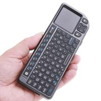 4 in 1 Rii Mini Wireless Bluetooth Keyboard Mouse Touchpad for iPad 2 iPhone 4 Manufactures