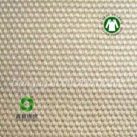 Ecological organic cotton martin canvas  greige fabric for bags or  clothing Manufactures