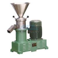 Sanitary food grinding machine stainless steel colloid mill peanut butter sesame paste colloid mill Manufactures