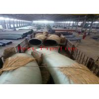 PFP A53  Water Supplies Coated Steel Pipe PE 2PE Surface 4-18 mm Thickness Manufactures